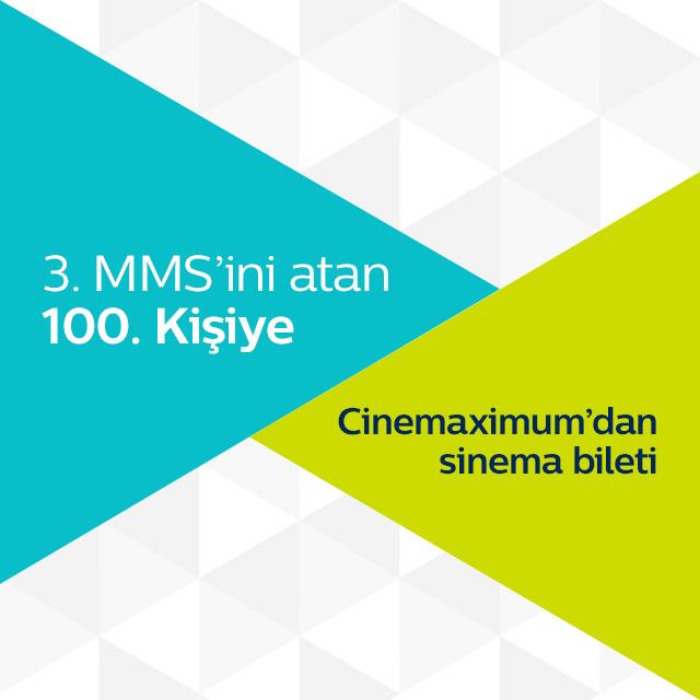 MMS Atana Sinema Bileti Kampanyası