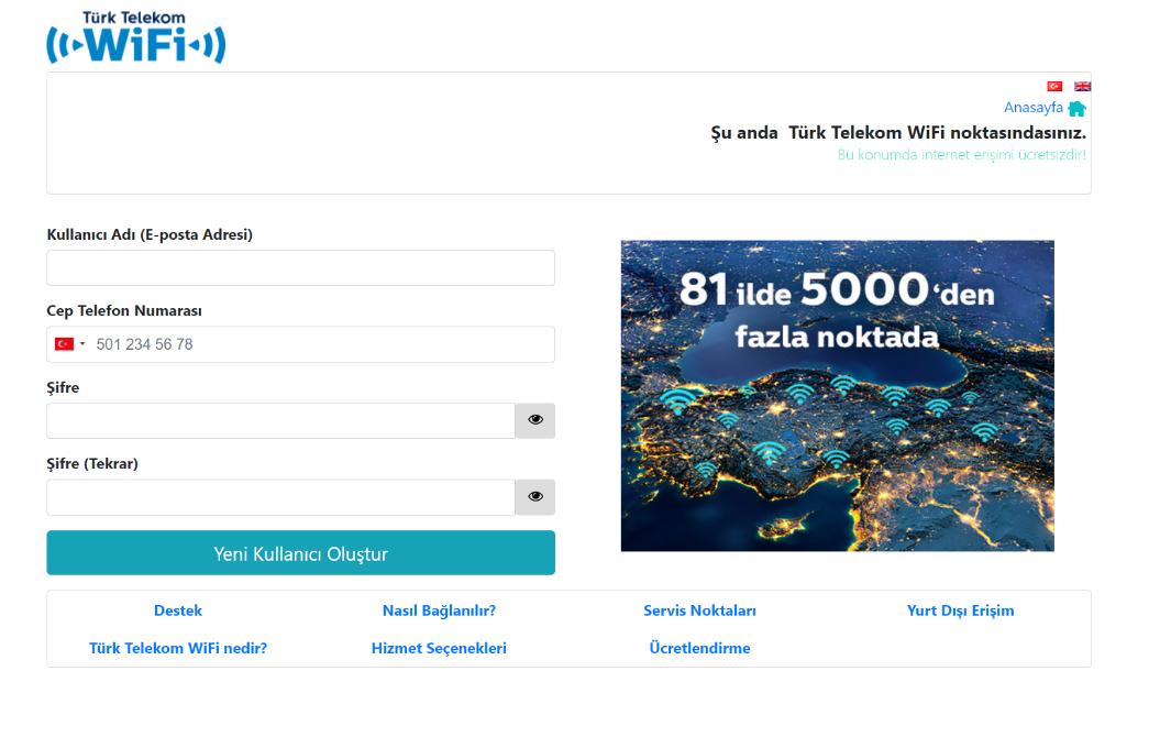 Sil Supur Kampanyasi Faturali Mobil Turk Telekom